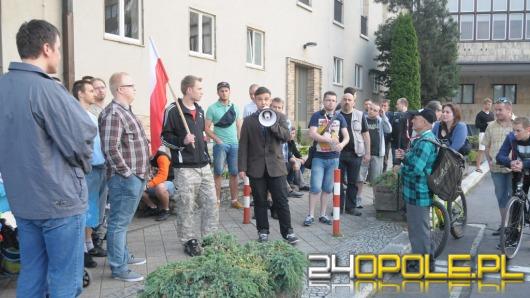 Protestowali przeciwko rządowi Donalda Tuska