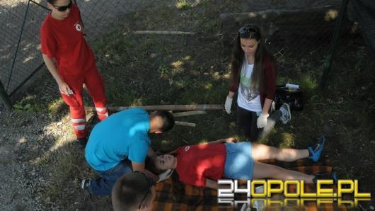 Młodzież z Opolszczyzny uczyła się udzielania pierwszej pomocy