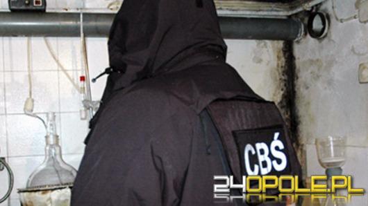 Policjant CBŚ próbował zastrzelić się na komendzie