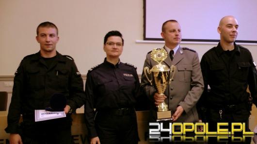 Policyjny Patrol Roku 2014 to funkcjonariusze z Namysłowa