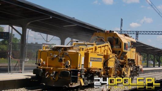 Kolejne opóźnienie w remoncie torów na linii Opole-Zawadzkie