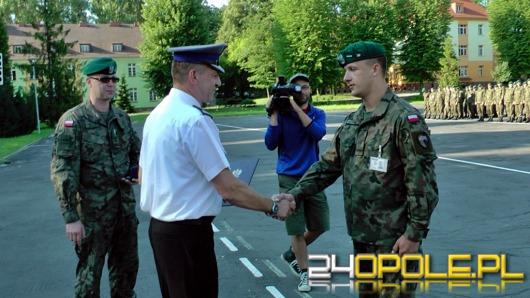 Żołnierz po służbie ujął pijanego sprawcę kolizji