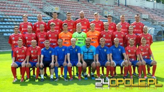 Odra Opole skompletowała kadrę na nowy sezon