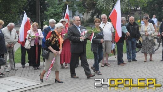 """Opole pamiętało o godzinie """"W"""""""