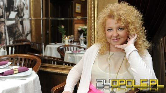 Magda Gessler doceniła zamkową restaurację w Mosznej