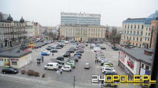 Jest firma zainteresowana budową podziemnego parkingu