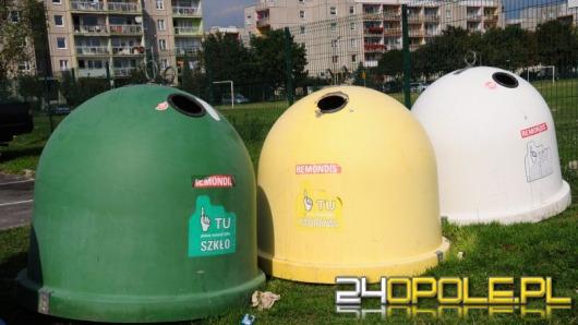 Śmieciowy problem w Prószkowie