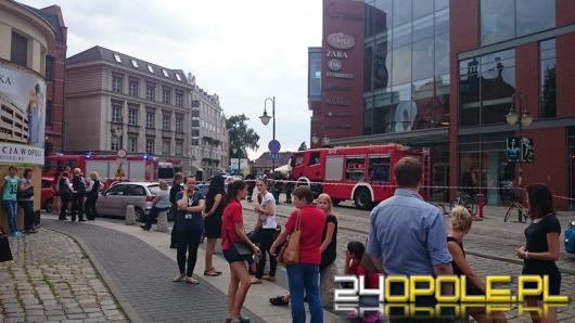 Około 900 osób ewakuowano z centrum handlowego Solaris