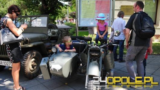 Żołnierski piknik na Święto Wojska Polskiego