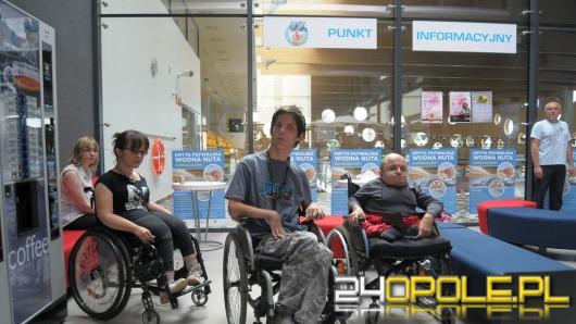Niepełnosprawni chcą dostosowania Wodnej Nuty do ich potrzeb