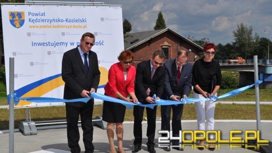 W Kędzierzynie-Koźlu otwarto lądowisko dla śmigłowców ratunkowych