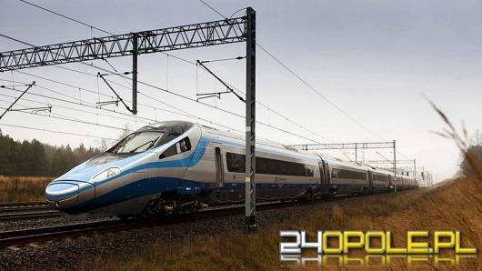 Od grudnia pociągiem do Warszawy dojedziemy w trzy godziny