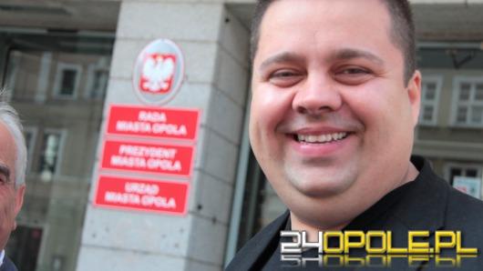 Adam Czapski kandyduje do rady miasta z list PO