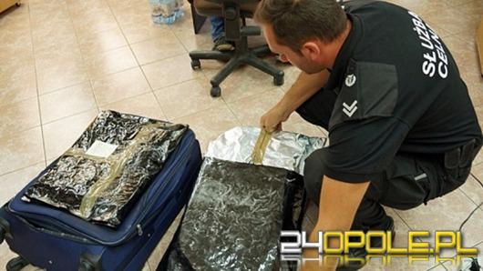 29-latek wiózł z Holandii 9 kilogramów marihuany