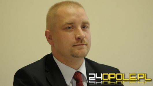 Łukasz Szewczyk kandydatem KNP na prezydenta Opola