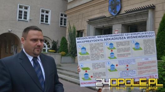 Kępiński oskarża Wiśniewskiego i zapowiada wniosek do CBA