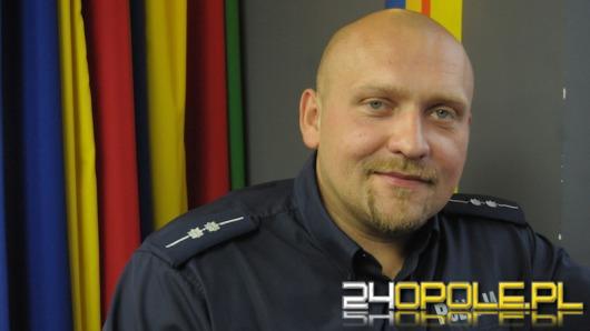 Michał Styczeń: Mistrzowska drużyna przewodników i psów policyjnych