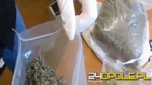 1,5 kilograma marihuany w mieszkaniu 28-latka