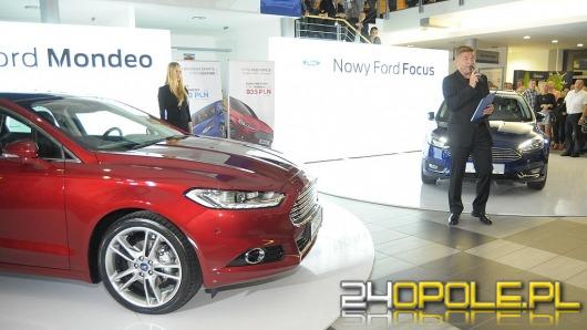 Nowy Ford Mondeo i Focus zaprezentowane w Opolu