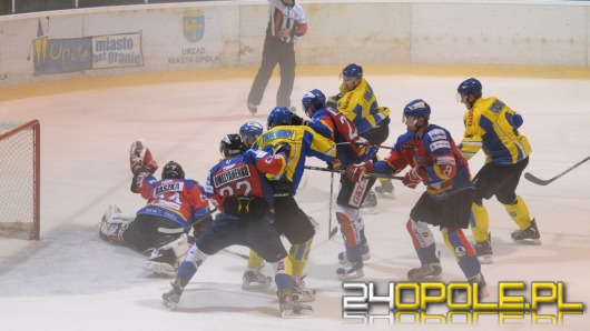 Orlik atakował zacięcie. Wygrało Podhale Nowy Targ.