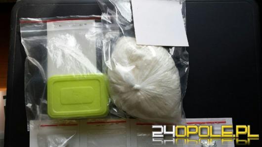 34-letni diler amfetaminy z Opola trafił do aresztu