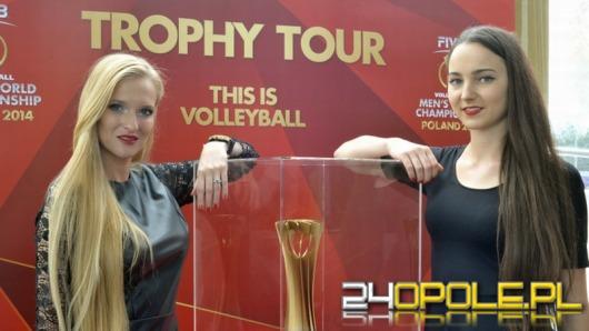 Puchar siatkarskich Mistrzostw Świata przyjedzie na Opolszczyznę