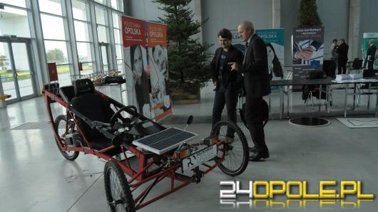 Opolskie innowacje zaprezentowane w CWK