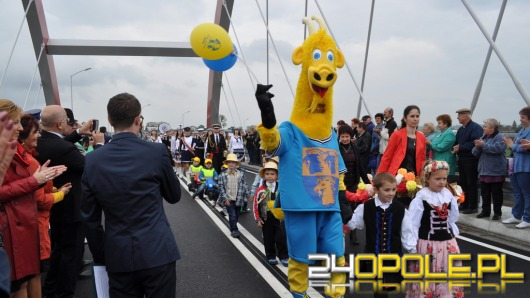 Most na Odrze na nowo połączył Cisek z Bierawą