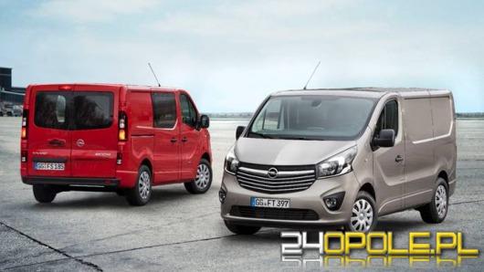 Nowy Opel Vivaro już dostępny w J&R Auto-Salon