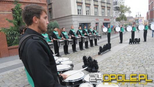 Orkiestra z USA dała koncert na ulicach Opola