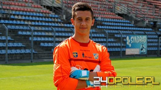 17-letni bramkarz Odry pojedzie na testy do Ipswich Town
