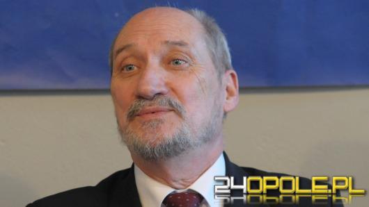 Macierewicz w Opolu: PO cofa nas do czasów Gierka