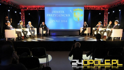 Akademicka debata kandydatów na prezydenta Opola za nami