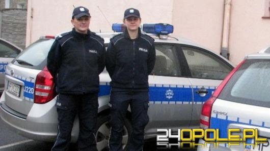Policjantki uratowały życie niedoszłemu samobójcy