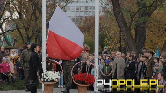 Wyjątkowe tłumy Opolan świętowały odzyskanie niepodległości