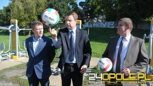 Wiśniewski: Sportem możemy wypromować Opole