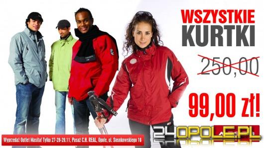 Wielka wyprzedaż 2014 markowej odzieży sportowej!