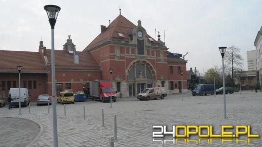 Opolski dworzec kolejowy wciąż nie jest gotowy