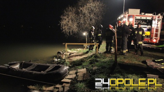 Strażacy wyłowili z Zalewu Michalickiego zwłoki wędkarza