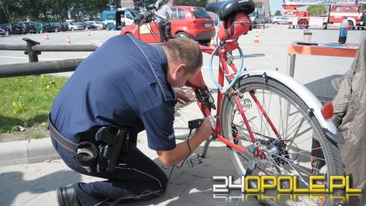 Dobiega końca policyjny program znakowania rowerów