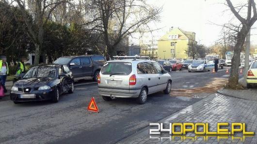 19-latka doprowadziła do wypadku na ul. Katowickiej