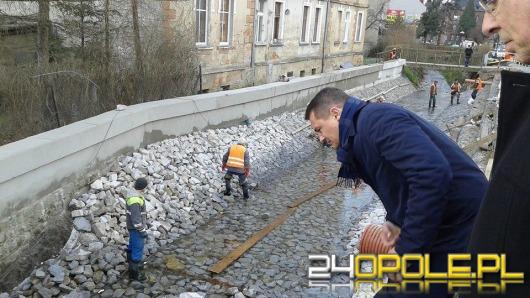 Na święta otwarto remontowaną drogę w Głuchołazach