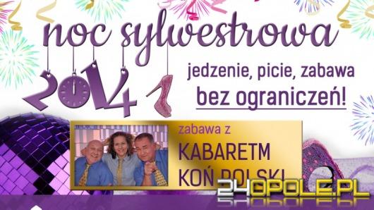 Sylwester w domEXPO z kabaretem Koń Polski!