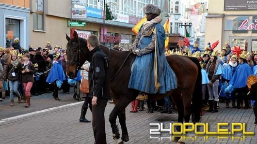 Orszak Trzech Króli przejdzie przez Opole