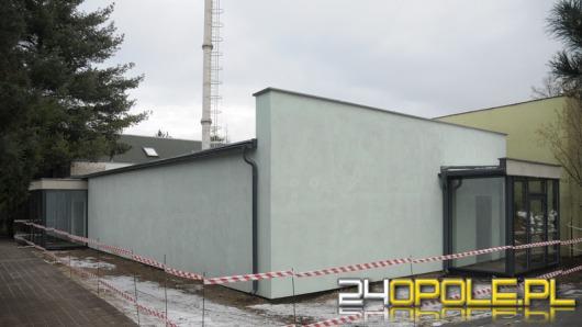 Problemy z odbudową pawilonu płazów w opolskim ZOO