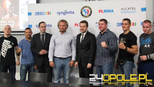 Profesjonalna Liga MMA po raz pierwszy w Opolu