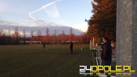Trener Odry w najlepszym ośrodku piłkarskim na świecie