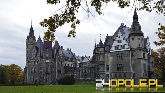 Zamek w Mosznej piękniejszy niż Malbork i Wawel