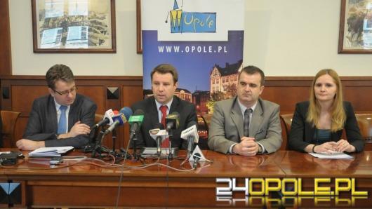 Opole chce ulepszyć miejski transport z pieniędzy unijnych