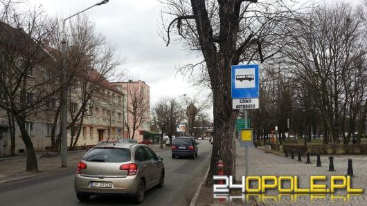 Przy UO powstał nowy przystanek autobusowy